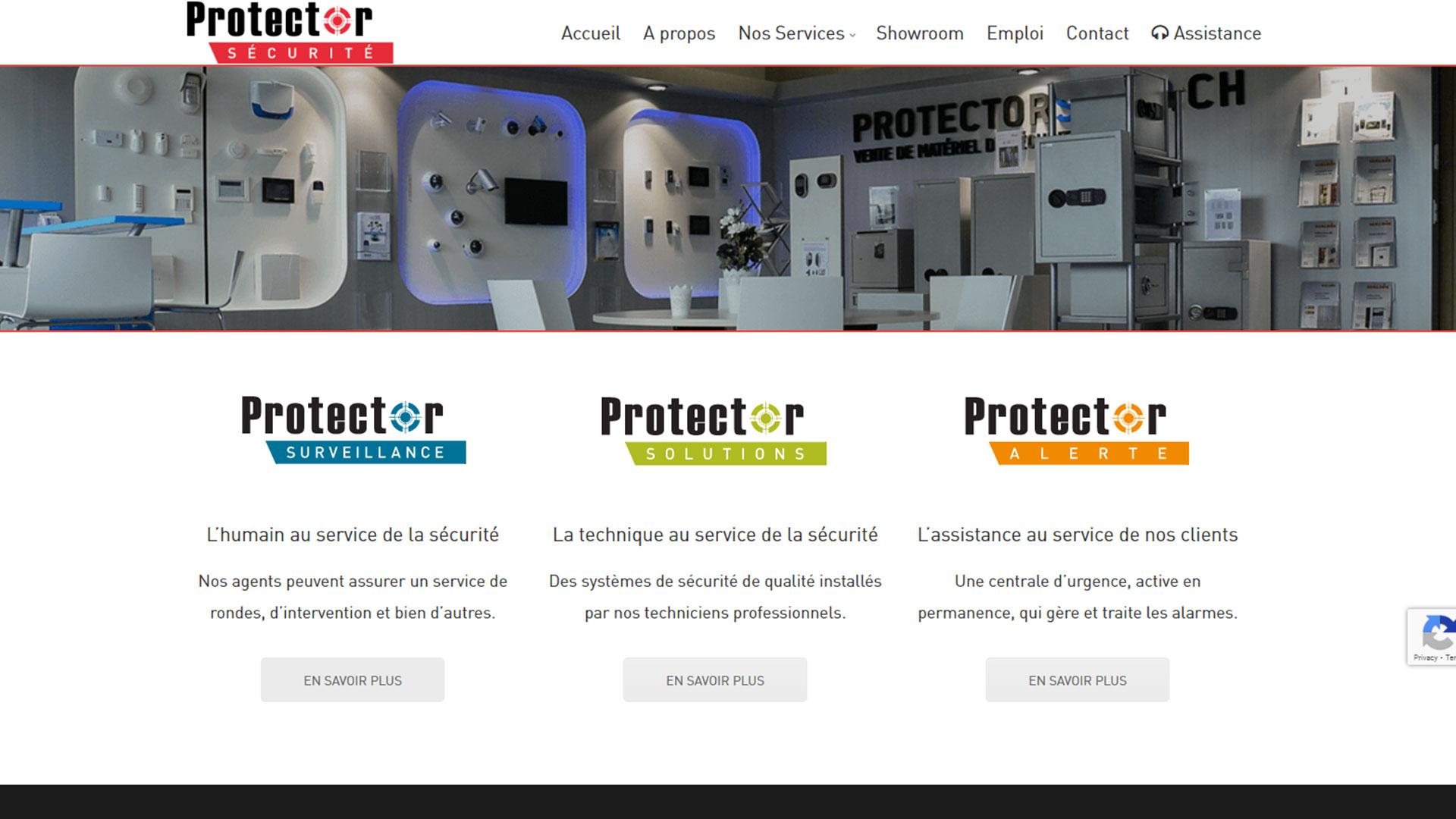Protector-service