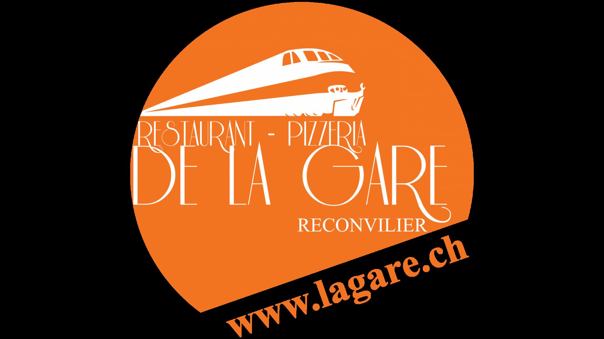 Restaurant de la Gare : Brand Short Description Type Here.
